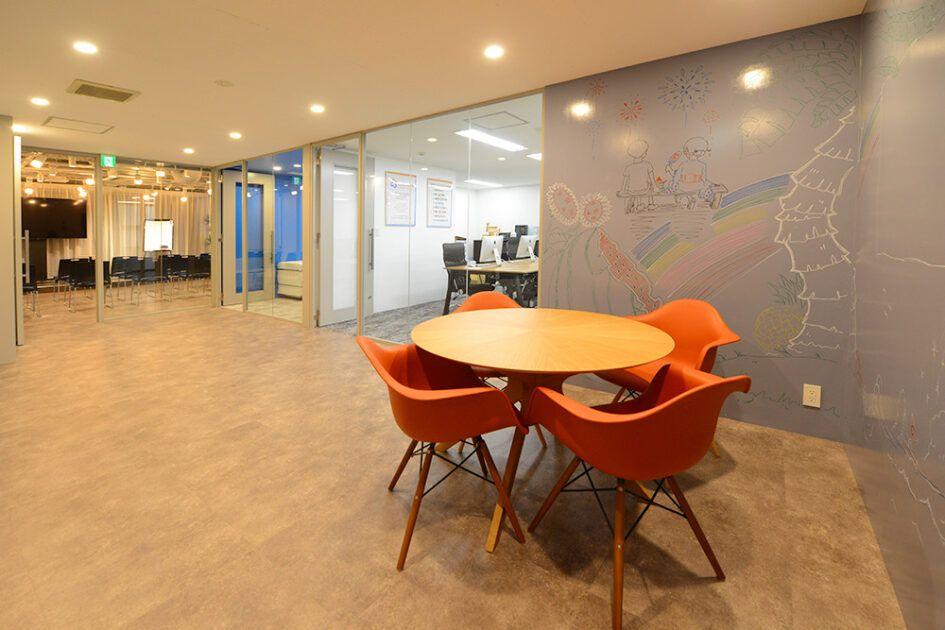 COCOZAS株式会社のオフィス風景②
