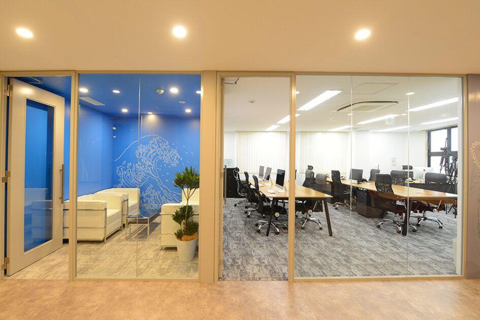 COCOZAS株式会社のオフィス風景③